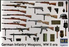 Master Box 1/35 German Infantry Weapons WWII era # 35115