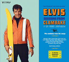 Elvis Collectors 3 CD set Elvis Sessions From Clambake
