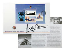 Bloodhound SSC First Day Cover signed by Andy Green