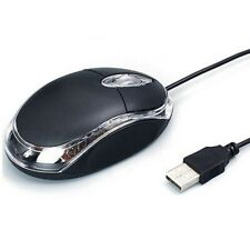 Wired Usb Optical Mouse For Pc Laptop Computer Scroll Wheel VoOwS VyUFr