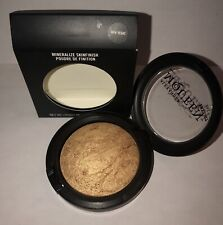 MAC MINERALIZE SKINFINISH ~NEW VEGAS ~ALEXANDER MCQUEEN ~LE ~RARE ~NEW IN BOX!