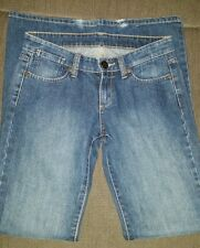BCBG Agnes Boot Cut Medium Blue Women's Jeans Size 26 Low Rise