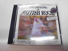 Cd   Champions of British Rock von Diverse