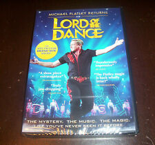 LORD OF THE DANCE Michael Flatley Celtic Music & Dance Irish Folktale DVD NEW