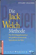 Crainer, Stuart – Die Jack Welch Methode ERFOLG MANAGER