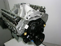 CHEVY SBC 427 ENGINE 652 hp W/ 220 AFR CNC PORTED ALUM HEADS HYD. ROLLER CAM
