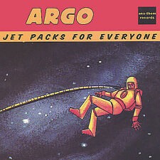 Jet Packs For Everyone; Argo 2004 CD, Indie Rock, John Auer, The Posies, Big Sta