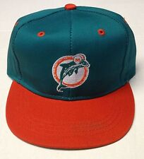 NWT NFL Miami Dolphins Logo 7 Vintage Infant Elasticback Cap Hat NEW!