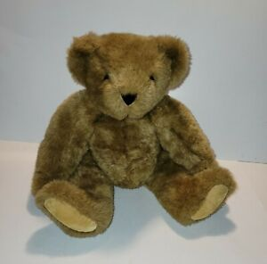 """Authentic 16"""" Jointed Vermont Teddy Bear Plush"""