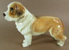 vintage Norcrest ceramic Saint Bernard Dog