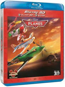 Planes - 3D  [ Combo Blu-ray 3D + Blu-ray ]  NEUF cellophané