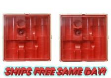 Lee Precision 3 Die Box Red, Green, or Yellow 2 Pack! New!