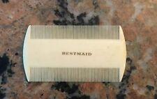 "I920's BestMaid Comb 4"" X 2.5"""