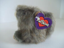 Puffkins Nutty Squirrel Swibco Style 6609 NWT NOS