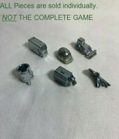 U-PICK Monopoly City Game Pieces Replacement Parts Pieces TOKENS