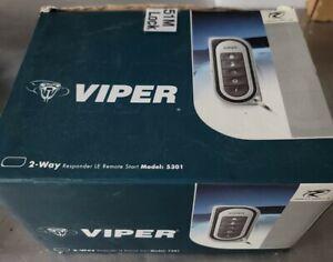Viper 5301 Remote Start System
