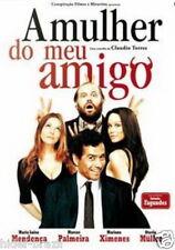 DVD A Mulher do Meu Amigo [ Subtitles in English + Spanish + Portuguese ]