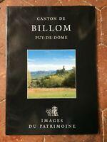 Canton Di Billom Puy-De-Dôme Immagine Del Heritage N°95 L'Reggicalze 1991