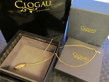 STUNNING BRAND NEW Clogau Am Byth pendant necklace 18ct rose Welsh gold RARE