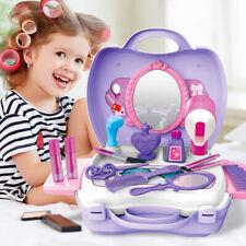 Pretend Play Make up Kit for Little Girls & Kids 21 Pcs Beauty Toys box kit UK