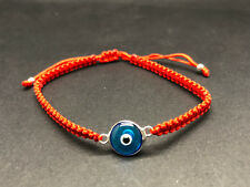 Blue Evil Eye Mati Friendship Cord Red Macrame Bracelet Men Women Girl
