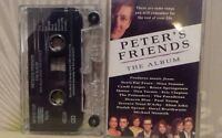 peters friends the album .original music from the film .cassette tape
