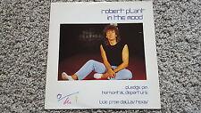 Robert Plant/ Led Zeppelin - In the mood 12'' Vinyl Maxi GERMANY/UK