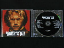 A Knight's Tale. Film Soundtrack. Compact Disc. 2001 David Bowie Queen Heart