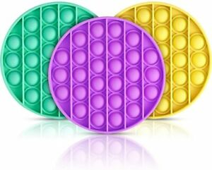 Push Pop It Silicone Sensory Fidget Toy Sex Anxiety An Stress Relief Pop Bubble