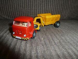 JOAL Miniaturas 212 Dumper Truck Diecast 1:50 Excellent Condition HTF in Aus