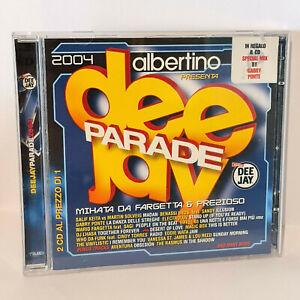 DEEJAY PARADE 2004 - 2CD DOPPIO - Albertino, Fargetta, Prezioso, Gabry Ponte