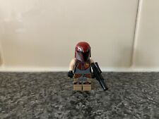 Custom Lego Compatable Star Wars Mandolorian Minifigure