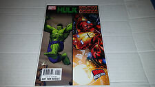 The Incredible Hulk / Iron Man Marvel Kids.com Issue #1 (Marvel, 2008)