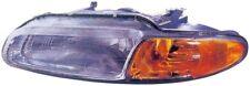 Left Headlight Assembly For 1996-2000 Chrysler Sebring 1999 1997 1998 Dorman