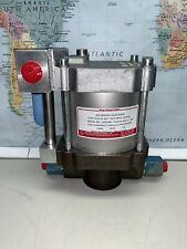 Maximator Air Driven Liquid Pump Type S100 05 Npt Rebuilt 122020