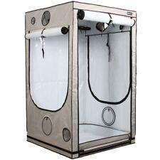 Homebox Ambient Q100+ (Maße: 100x100x220cm) - Gewächshaus Growzelt Anzucht-Box