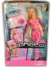 Rare Collectable Fashion Photo Barbie Doll In Box pefect xmas gift 90s collect