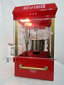 Nostalgia Electrics KMP200 Kettle Popcorn Maker