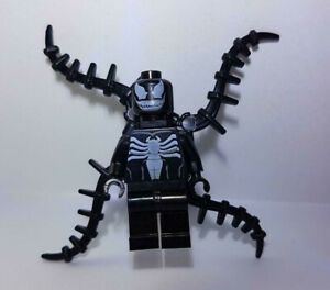 Venom Tentacolous Custom DC Minifigur Super Heroes Figur Lego Kompatibel