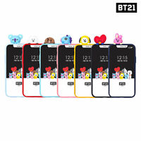 BTS BT21 Official Authentic Goods Bbakkom Phone Case By Casegallery + Tracking #