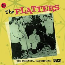 The Platters ESSENTIAL RECORDINGS Best Of 40 Songs PRIMO COLLECTION New 2 CD