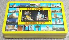 Las Vegas - Vintage 1960's Pack of Jumbo Size Playing Cards