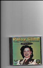 """PATSY CLINE, CD """"TODAY, TOMORROW AND FOREVER"""" NEW SEALED"""