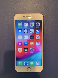 Apple iPhone 7 Plus RED - 128GB -       Is Locked With (AT&T) A1784 (GSM)