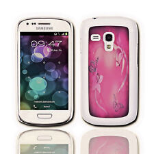 Design nº 12 hard back cover móvil, funda, funda protectora para Samsung i8190 Galaxy s3 Mini