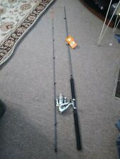 10' fishing rod and reel Combo