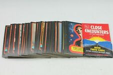 1978 Topps Close Encounters Of The Third Kind 66 Cards 11 Stickers Complete Set