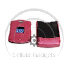 Premium Pearl Hot Pink Protective Case for Motorola Razr V3 /V3c