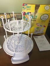 The First Years Spin Stack Drying Rack bottle rack
