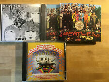 The Beatles [3 CD Alben] Revolver + Mistery + SGT. Pepper's Lonely Hearts Club